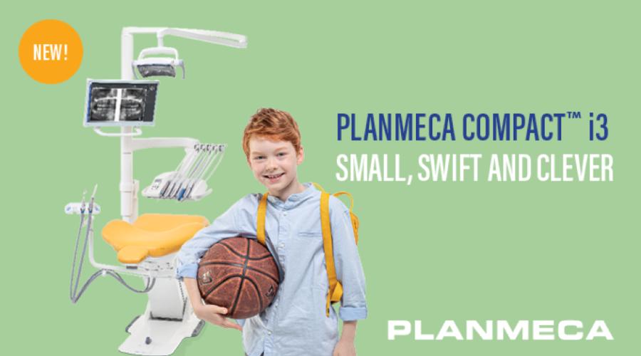 Nouveau : Planmeca Compact i3